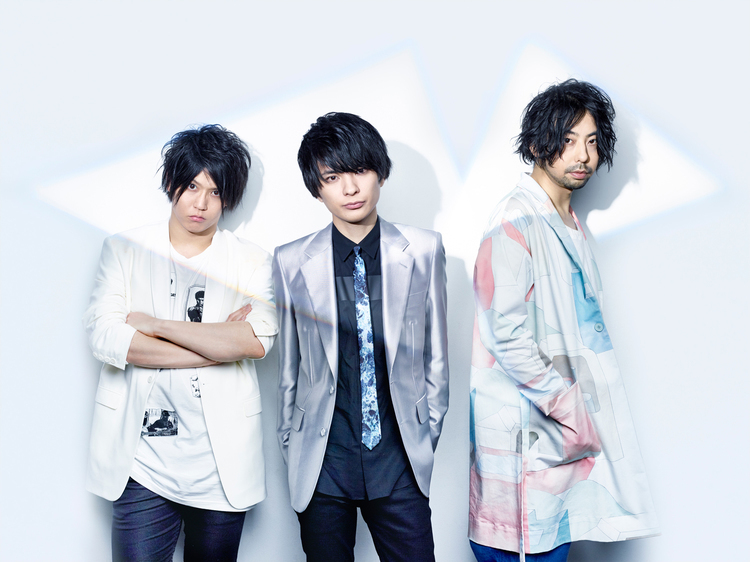UNISON SQUARE GARDEN、the pillows主催の大晦日イベントに出演 - UNISON SQUARE GARDEN