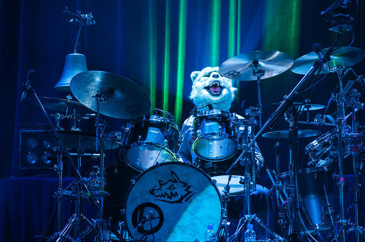 MAN WITH A MISSION/さいたまスーパーアリーナ