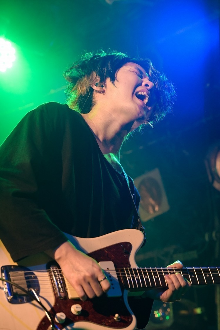 Ivy to Fraudulent Game/渋谷CLUB QUATTRO
