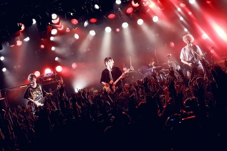 KEYTALK/渋谷CLUB QUATTRO - All photo by 後藤壮太郎