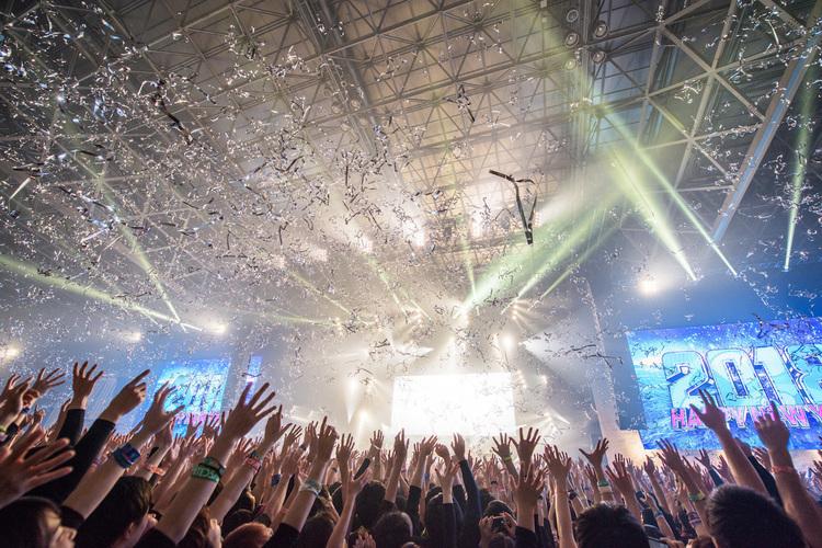 COUNTDOWN JAPAN 17/18、2月にWO...