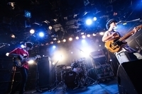Saucy Dog/渋谷 CLUB QUATTRO - Saucy Dog photo by 白石達也