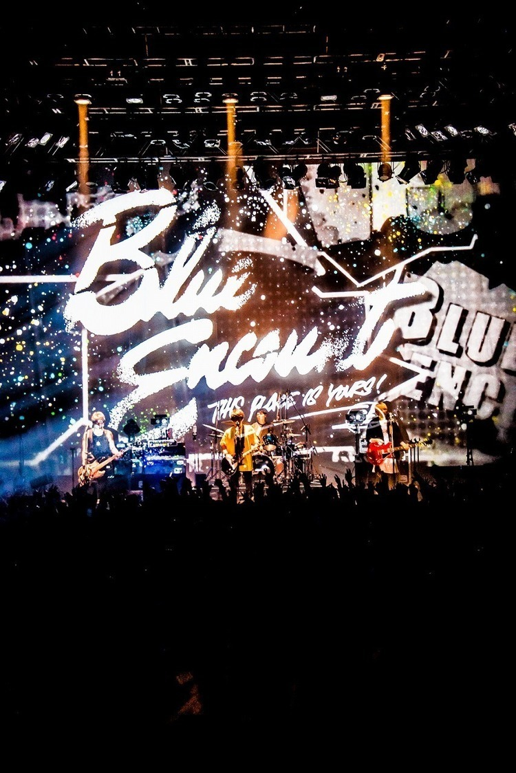 BLUE ENCOUNT/新木場STUDIO COAST - All photo by 浜野カズシ