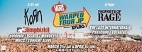 MONOEYES、TOTALFATら「Vans Warped Tour Japan」出演決定