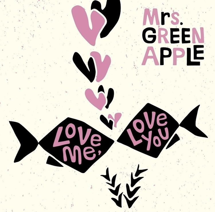 "Mrs. GREEN APPLE、""春愁""MVでサントリー「クラフトボス」とコラボ - 『Love me, Love you』通常盤"
