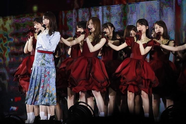 「『乃木坂46 5th YEAR BIRTHDAY LIVE』橋本奈々未卒業コンサート」の画像検索結果