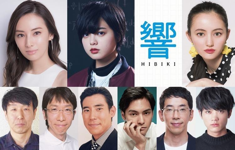 欅坂46・平手友梨奈、映画『響 -...