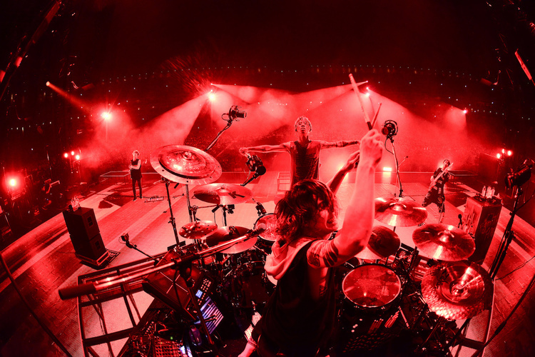 ONE OK ROCK/東京ドーム - Photo by 橋本塁 [SOUND SHOOTER]