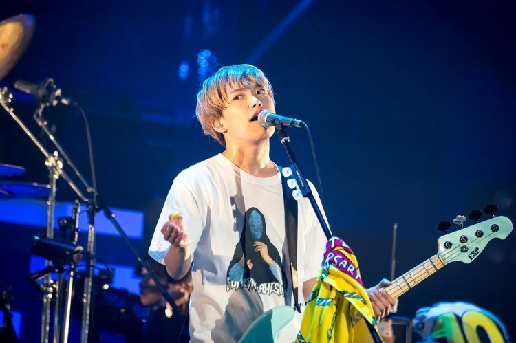 04 Limited Sazabys、「10th Anniversary Live」映像作品を8/22リリース。名古屋公演を収録 - photo by yao takeshi