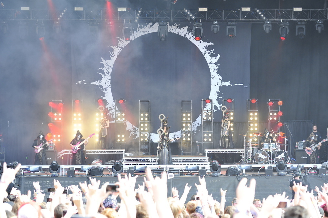 BABYMETAL、2年ぶり「Download Festival UK」にへッドライナー前で出演 - (C) Amuse Inc.  Photos by Photos by Enda Madden