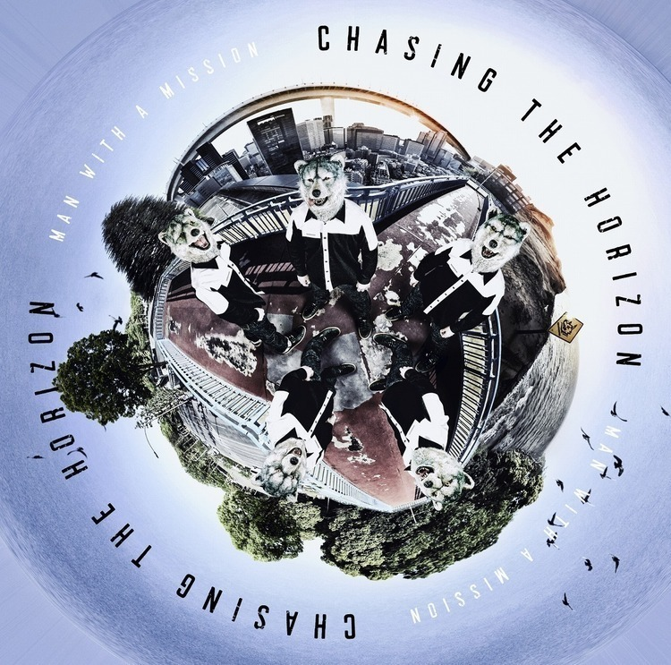 "MAN WITH A MISSION、USJタイアップ曲""2045""MVを全世界一斉公開 - 『Chasing the Horizon』通常盤"
