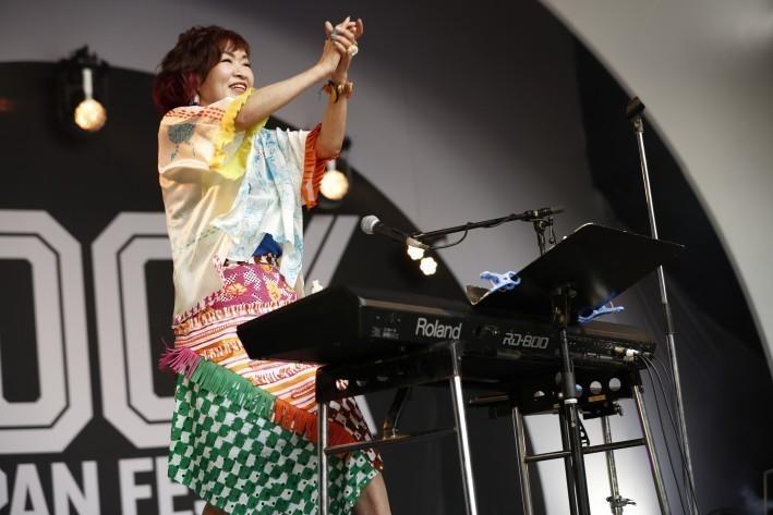 清水 ミチコ コンサート