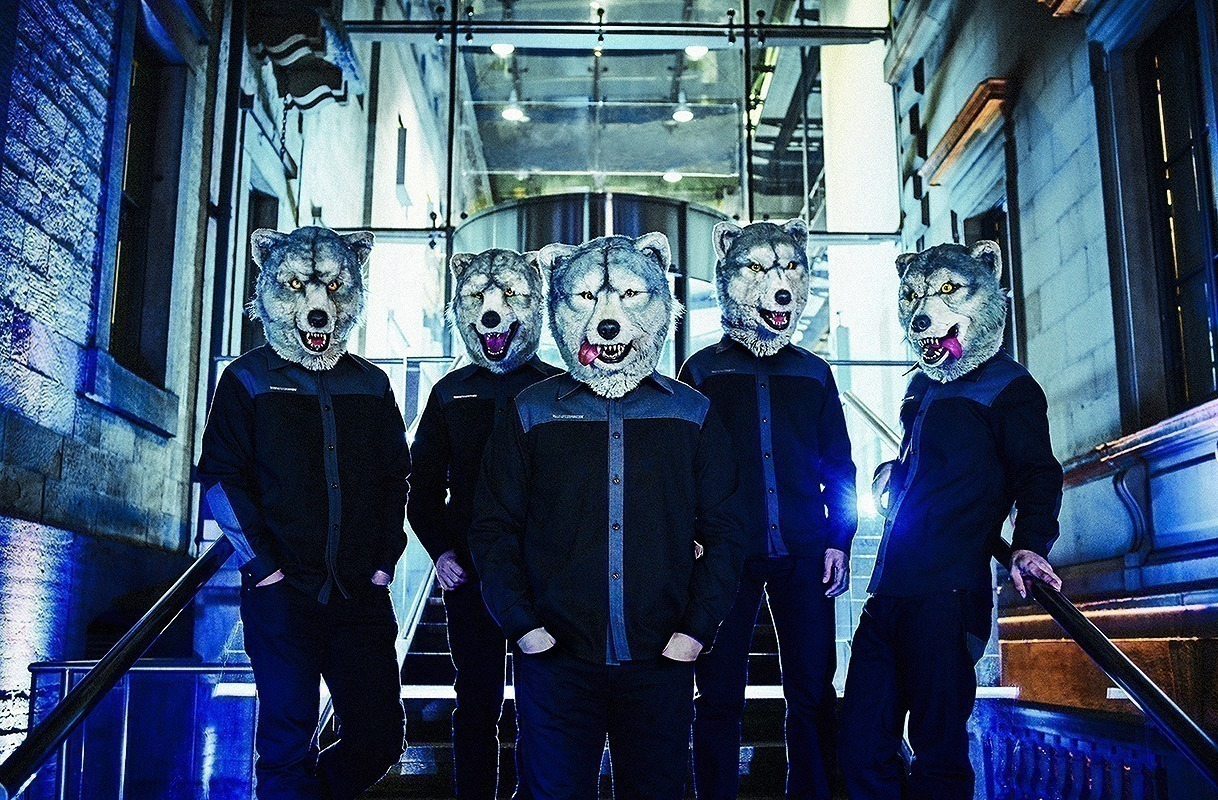 MAN WITH A MISSION、ツアー追加公演 第4弾で宮城・ゼビオアリーナ仙台が決定