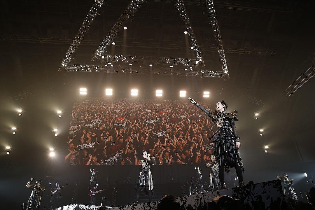 BABYMETAL/幕張メッセイベントホール - All photo by Tsukasa Miyoshi (Showcase)