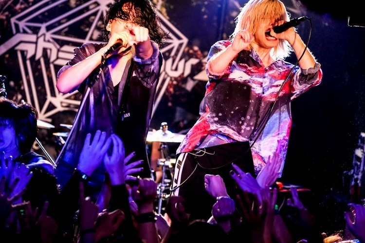 Fear, and Loathing in Las Vegas、5人体制で初のアルバムリリース。全国ツアーも - All photo by Viola Kam (V'z Twinkle)