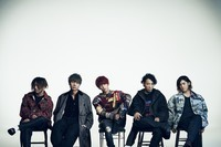 MY FIRST STORY、「STORYTELLER TOUR 2019」開催。ギター・Sho が限定復活