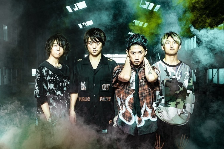 "ONE OK ROCK、映画『キングダム』主題歌""Wasted Nights""MV公開"