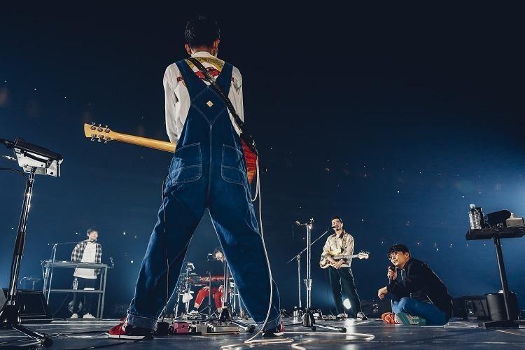 星野源/東京ドーム - Photo by 西槇太一