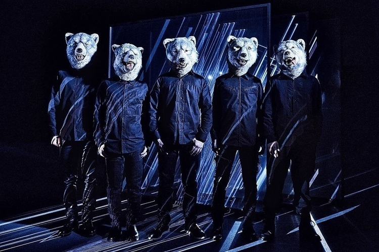 MAN WITH A MISSION、オリジナルアニメーションプロジェクト始動