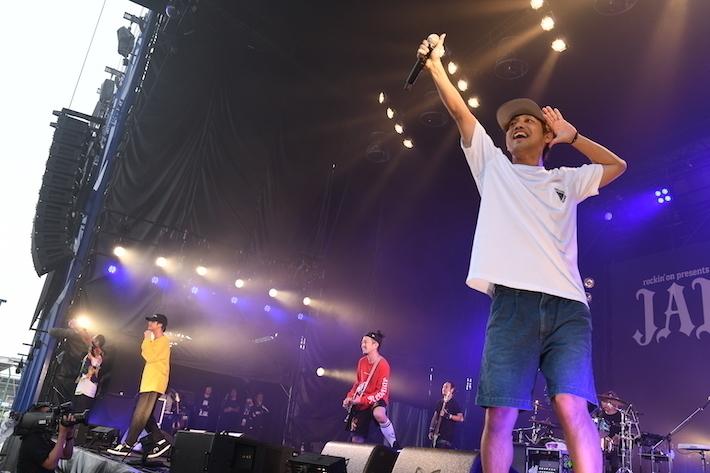 ORANGE RANGE - JAPAN JAM 2019 ライブ写真&セットリスト 音楽情報 ...