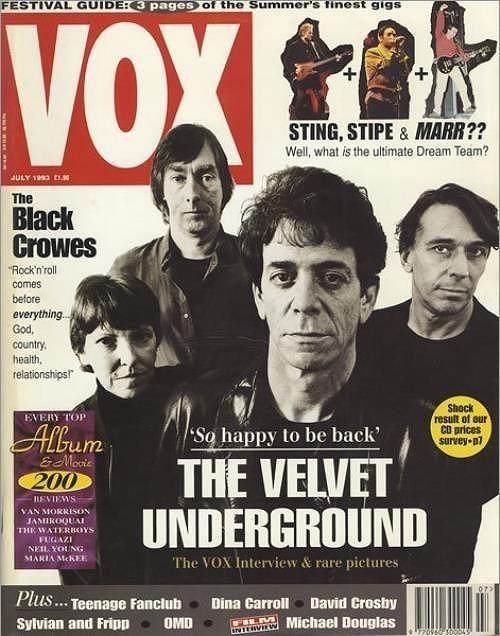 ヴェルヴェット・アンダーグラウンドのライブ盤が初ヴァイナル化 ...