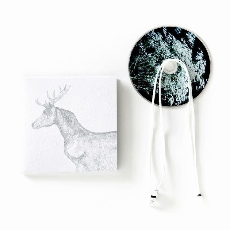 米津玄師、『馬と鹿』商品写真を公開。「ノーサイド盤」にホイッスル型 ...