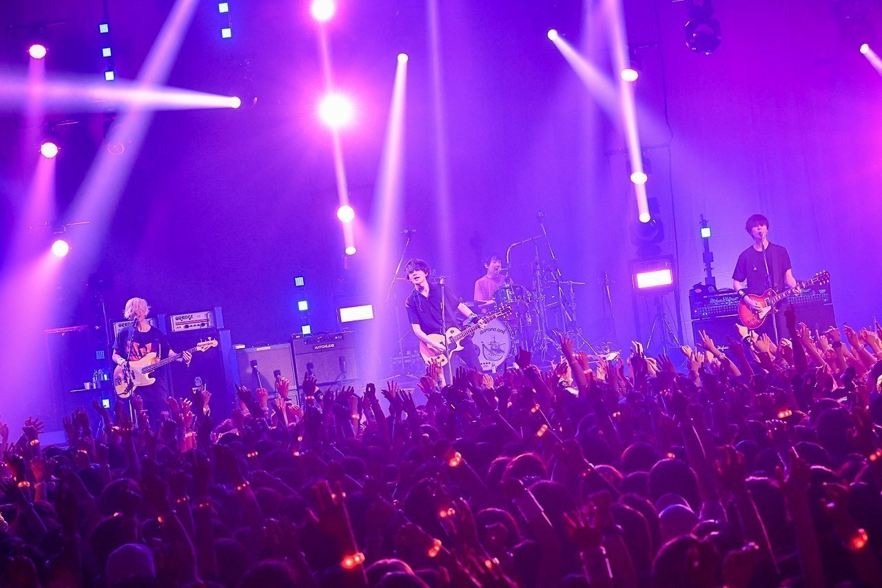 BUMP OF CHICKEN/新木場STUDIO COAST - All photo by 古溪一道