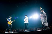 RADWIMPS/横浜アリーナ - All Photo by Takeshi Yao