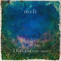 "TK from 凛として時雨、ヨルシカ・suisとのコラボ楽曲""melt""を10月に配信リリース - 『melt (with suis from ヨルシカ)』10月2日配信"
