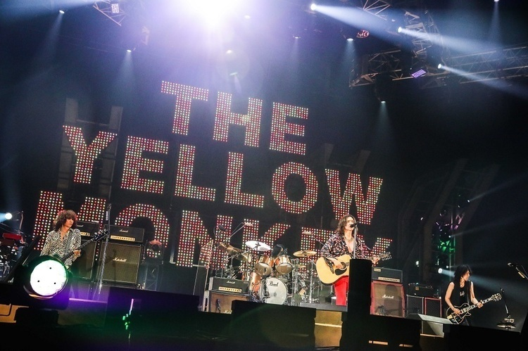 THE YELLOW MONKEY、12月に今年4月発売のアルバム『9999』の完結版リリース - Photo by 渡邉一生