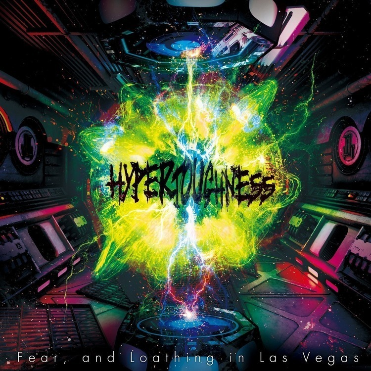 Fear, and Loathing in Las Vegas、アルバムリリースツアーのファイナルシリーズ開催決定 - 『HYPERTOUGHNESS』12月4日発売