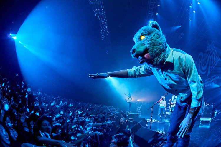 MAN WITH A MISSION/Zepp Tokyo