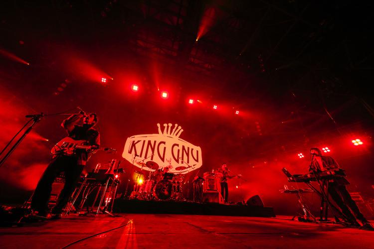 コンサート キング ヌー