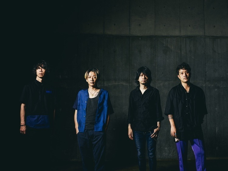 MUCCとNothing's Carved In Stone、初のツーマンライブ「LOVE CALL」を開催 - Nothing's Carved In Stone