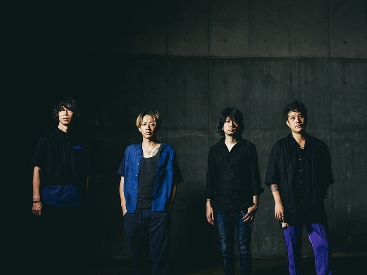 Nothing's Carved In Stone、2マンツアーにKEYTALK、GLIM SPANKY、The Birthday、電話ズ - Nothing's Carved In Stone