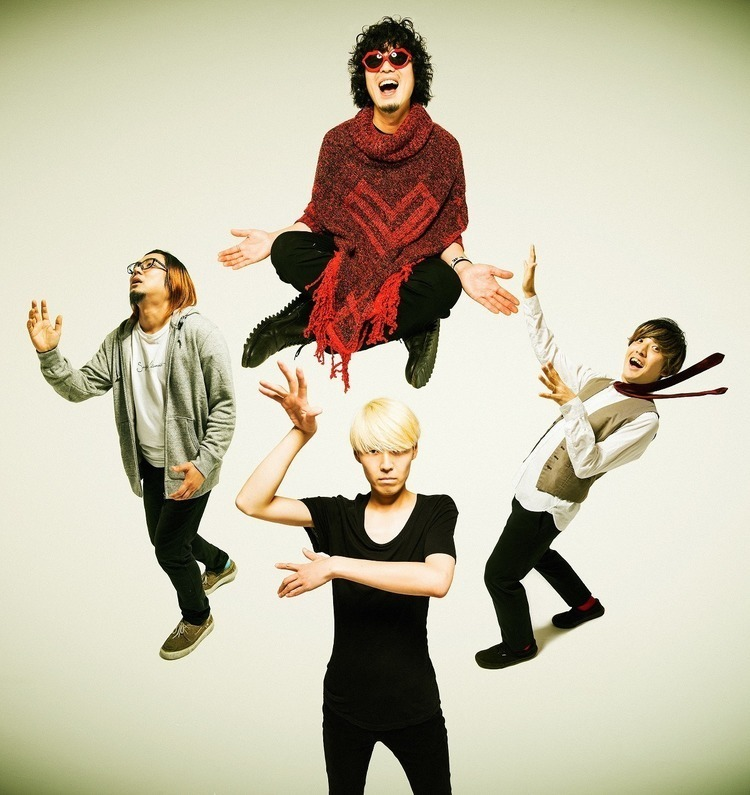 Nothing's Carved In Stone、2マンツアーにKEYTALK、GLIM SPANKY、The Birthday、電話ズ - the telephones