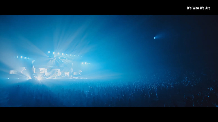 "Nulbarich、昨年開催のさいたまスーパーアリーナ公演を映像&音源化。ライブ映像も公開 - ""It's Who We Are"" ライブ映像より"