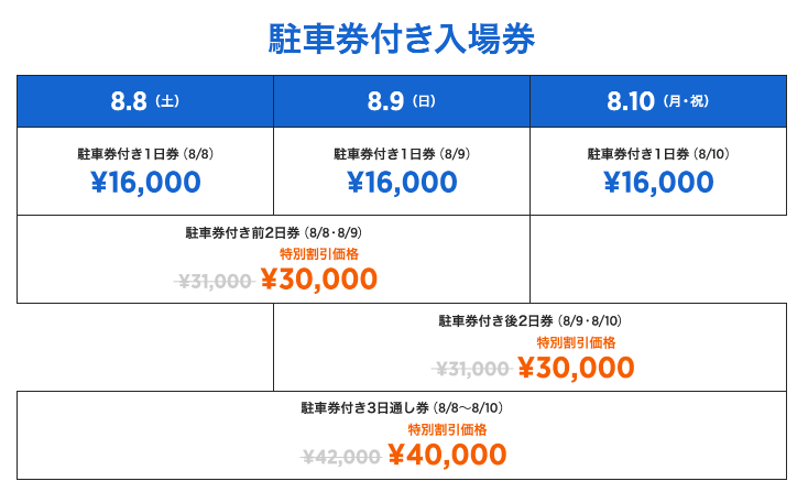 ROCK IN JAPAN FESTIVAL 2020、特別割引抽選先行受付スタート!
