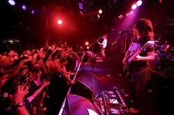 SUPER JUNKY MONKEY×Buffalo Daughter @ 渋谷クラブクアトロ