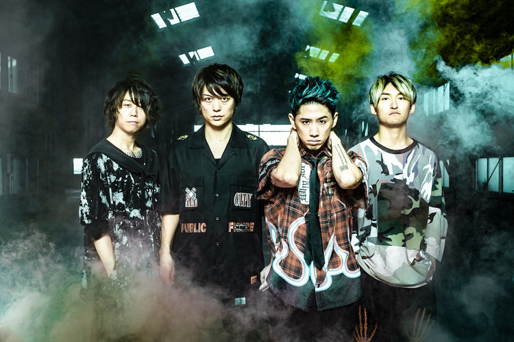 ONE OK ROCK、「EYE OF THE STORM」ツアーより横浜アリーナ公演を映像作品化。10/28リリース