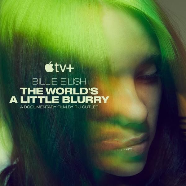 ビリー・アイリッシュ、2/26公開のドキュメンタリー映画『The World's A Little Blurry』の新トレーラーが公開