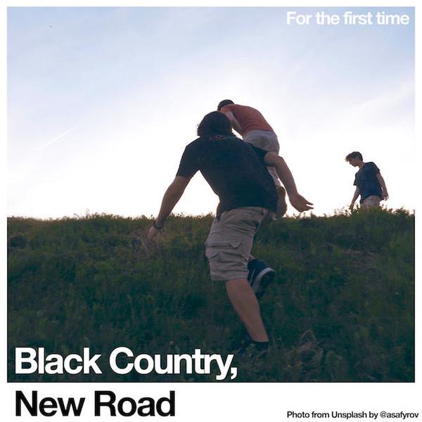 ブラック・カントリー・ニュー・ロード、デビューAL『For the first time』を本日2/5リリース&即興ライブの配信も決定!