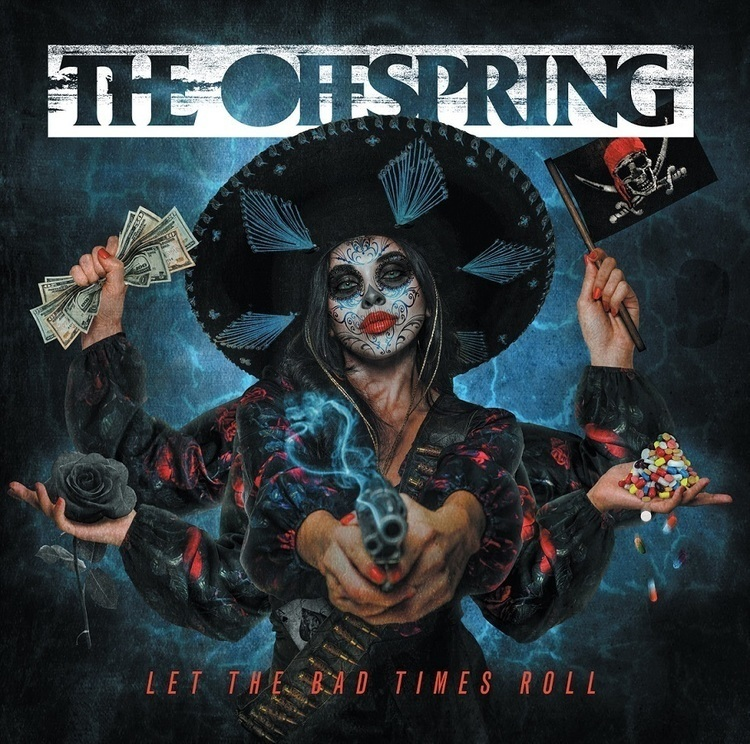 オフスプリング、9年ぶり10作目となる新アルバム『LET THE BAD TIMES ROLL』を4月リリース!