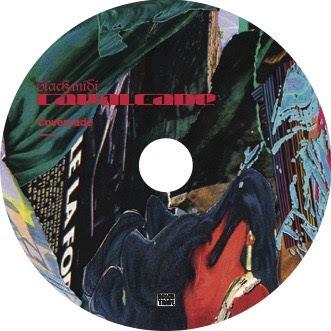 """ブラック・ミディ、新アルバム『Cavalcade』より新曲""""Slow""""を解禁。スウェーデン・アニメ界の鬼才によるMVも公開 - 日本盤CD購入者先着特典『Covercade』(CD-R)"""