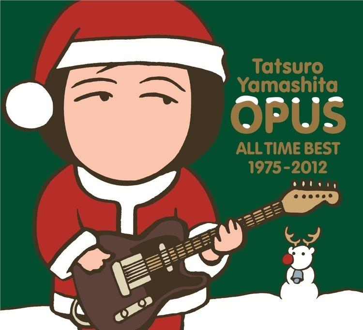 山下達郎ベストアルバムとシングルクリスマスイブのクリスマス