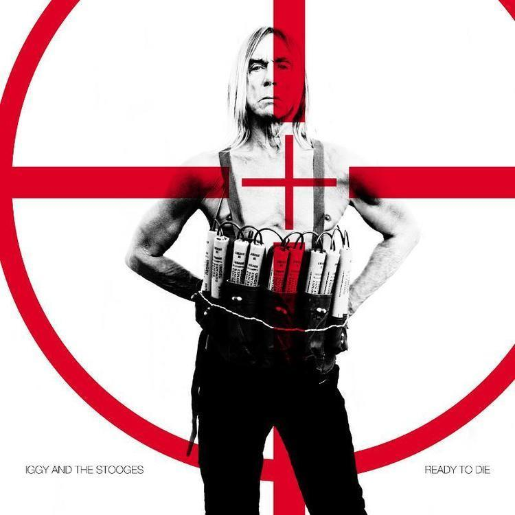 Iggy and The Stooges、新作『Ready To Die』からファースト・トラック「Burn」公開