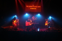 J-WAVE 25th Anniversary「THE KINGS PLACE」LIVE Vol.2(androp/People In The Box/クリープハイプ/Nothing's Carved In Stone) @ 新木場スタジオコースト