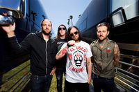 The AP Tour Japan 2013でザ・ユーズドの来日が決定 - The Used